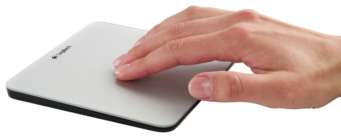 Foto de Logitech Rechargable Trackpad for Mac (1/3)