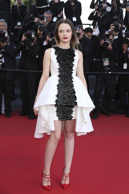 Festival de Cine de Cannes it girls Sara Forestier