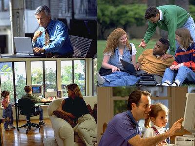 PowerBook, MessagePad, Macintosh Performa... estas fotos de prensa te harán viajar a la Apple de 1995