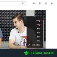 Cómo cambiar la calidad de los vídeos de YouTube