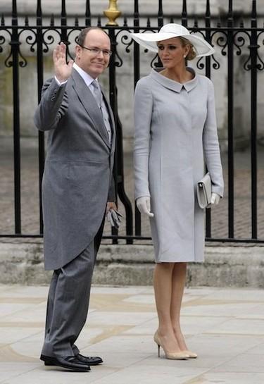 Los looks de Alberto de Mónaco y el príncipe Daniel de Suecia en la boda del príncipe Guillermo y Kate Middleton