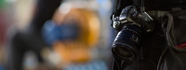 Canon EOS M5 y 5D Mark IV, Sony A6000 y más cámaras, objetivos y accesorios en oferta: llega Cazando Gangas