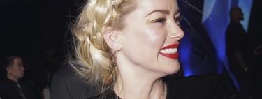 El look más explosivo con el que Amber Heard se ha convertido en una dominatrix de la alfombra roja