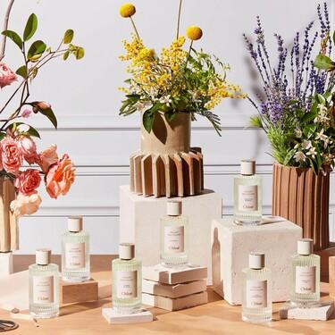 Chloé Atelier des Fleurs suma tres aromas a su colección de perfumes para customizar: cómo combinarlos entre sí, según las expertas