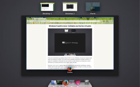 Windows 9 podría tener múltiples escritorios virtuales