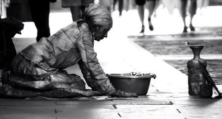 Los artistas, ¿unos muertos de hambre?