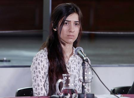 Nadia Murad Premio Nobel De La Paz 2018