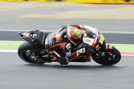 Alvaro Bautista Silverstone