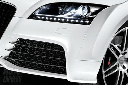 Audi TT-RS teaser