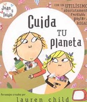 Cuida tu planeta: libro para niños sobre el reciclaje