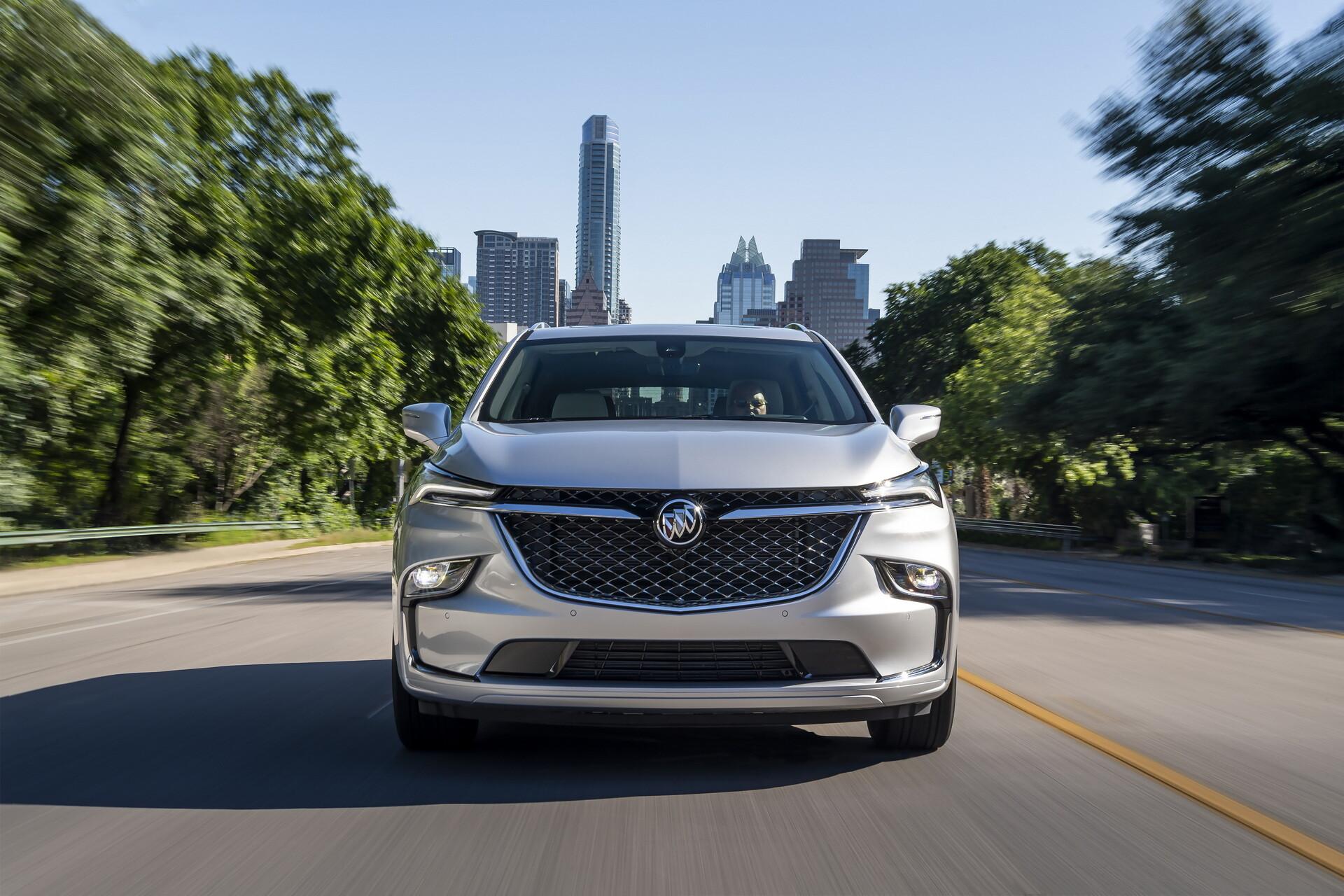 Foto de Buick Enclave 2022 (10/18)