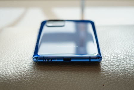 Samsung Galaxy S10 Lite Trasera Usb