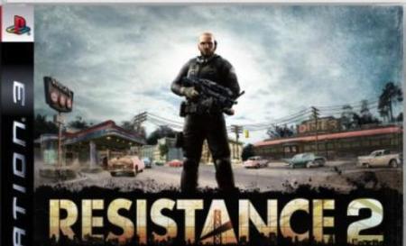 Decidida la portada de 'Resistance 2'