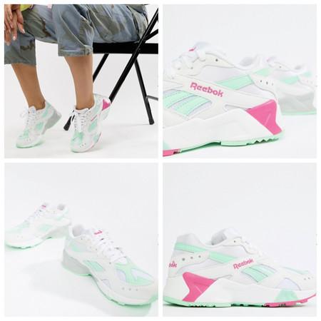 Estas zapatillas exclusivas de Reebok para Asos pueden ser las protagonistas de todos tus looks por 49,49 euros y envío gratis