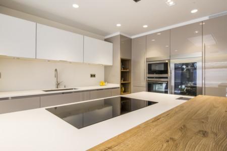 Cocinas Abiertas Con Isla Diseno Santos Sabadell 3