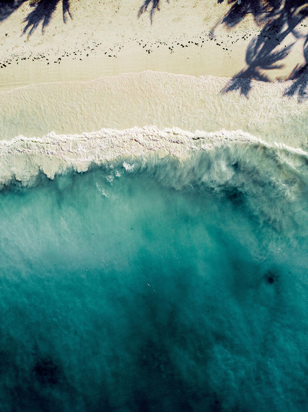 Playas De Arena Blanca Del Mundo Para Ir En Invierno Matemwe Beach En Zanzibar Tanzania