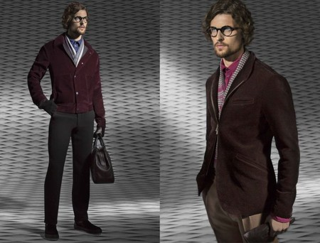 Wouter Peelen Armani Collezioni Fall Winter 2016 Lookbook 002