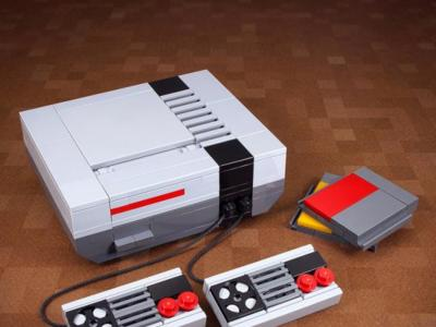 ¿Tecnología retro y Lego? Chris McVeigh sabe cómo enamorarme
