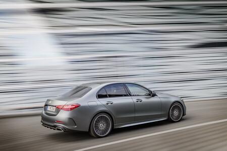 Mercedes Benz Clase C 2022 9