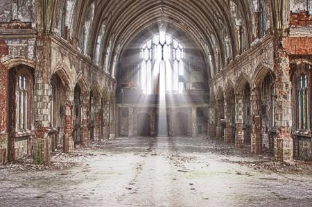 Iglesia en Detroit