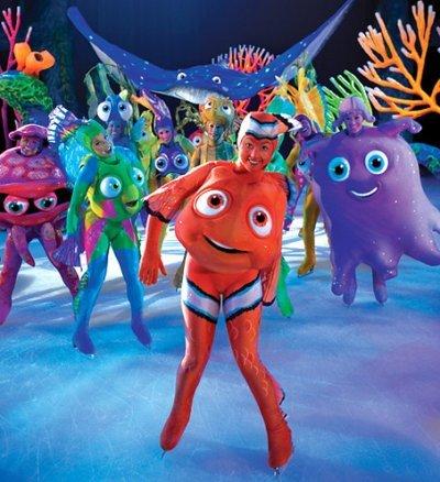 """""""Disney on Ice: Buscando a Nemo"""", en España"""