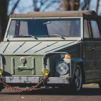 A pesar de tener modificaciones y no estar restaurado, este Volkswagen Safari 1972 será subastado por RM Sotheby
