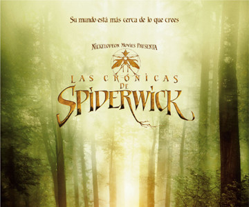 Tráilers y pósters de 'Las crónicas de Spiderwick' ('The Spiderwick Chronicles')