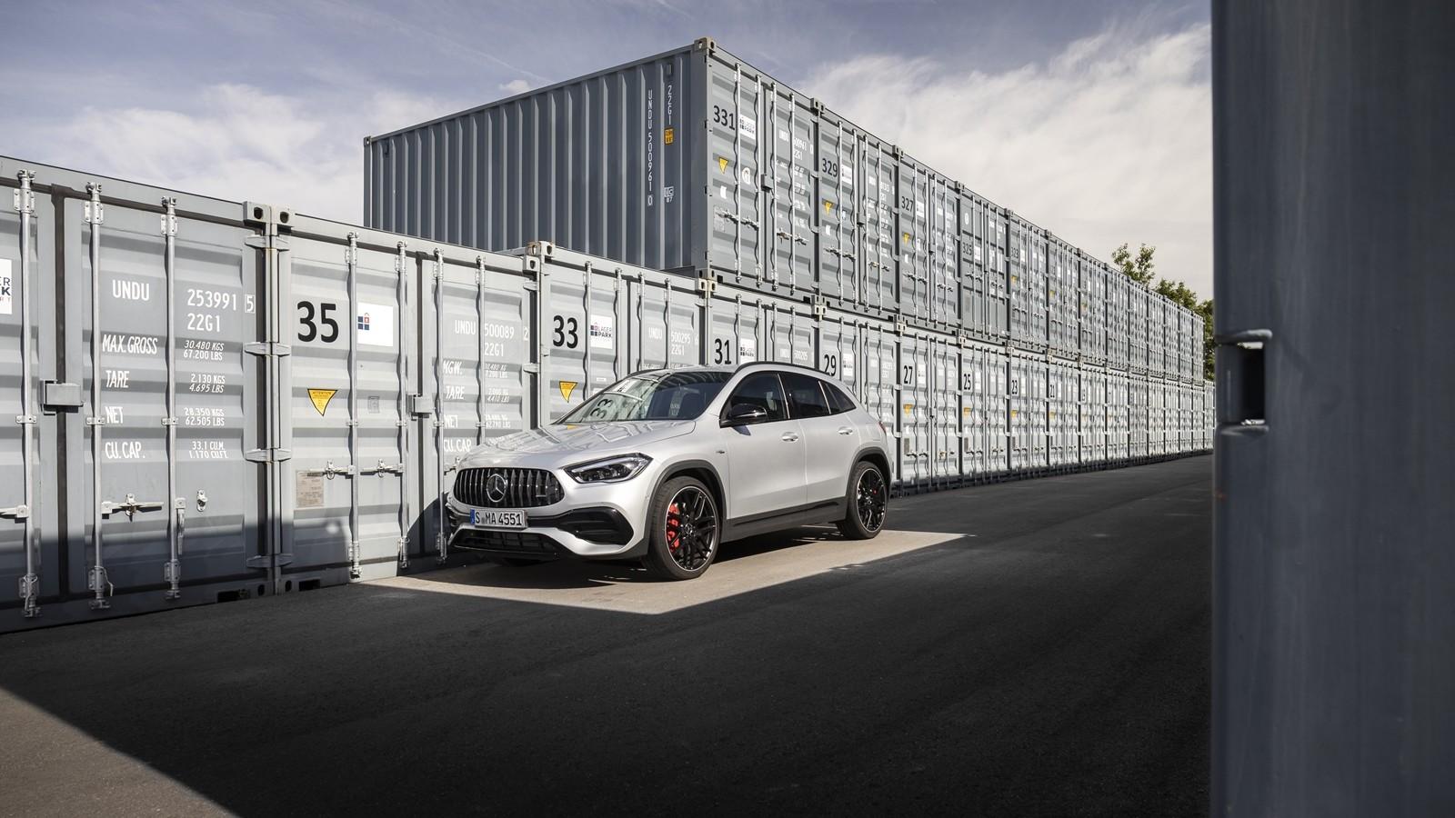 Foto de Mercedes-AMG GLA 45 S 2020 (9/28)