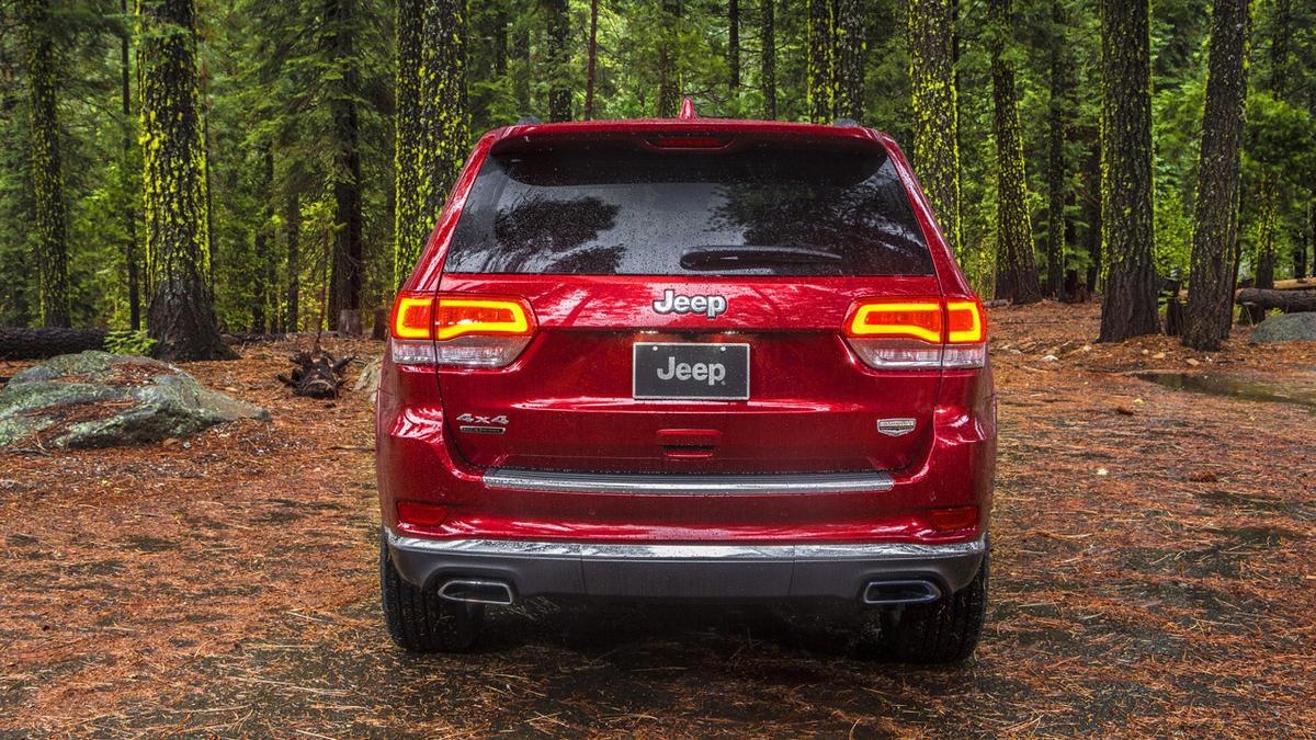 Foto de 2014 Jeep Cherokee (33/33)