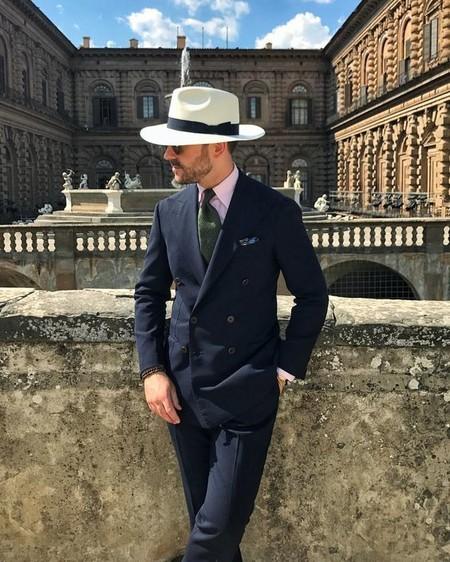 El Mejor Street Style De La Semana Hace Del Sombrero Panama La Estrella De Los Looks De Verano 05