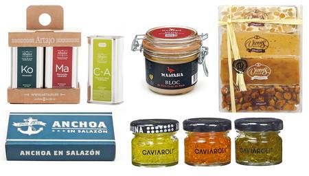20 productos 'gourmet' por menos de 20 euros para un regalo de Navidad de última hora