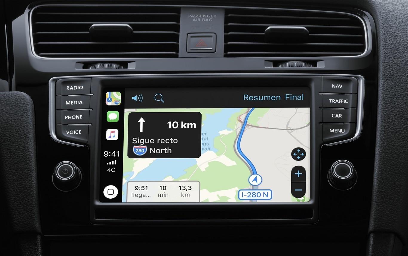 🚘 iOS 12 abre la puerta de CarPlay a navegadores GPS de terceros como Waze
