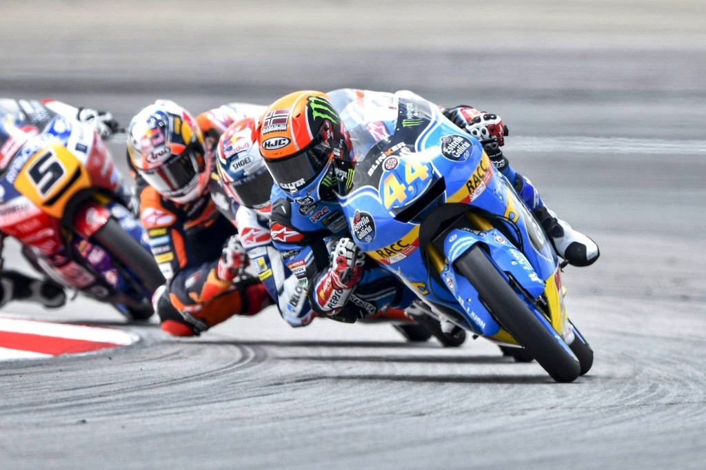 Aron Canet Moto3 2018 8