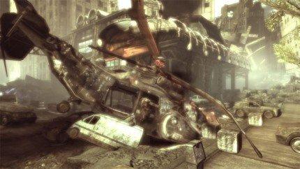Gears of War: nuevos mapas y problemas con la actualización