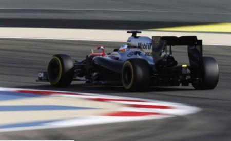 Fernando Alonso Mclaren Gp Bahrein 2015