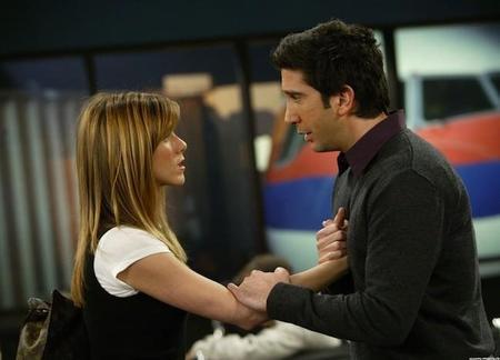 Rachel and Ross.