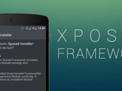 El Framework Xposed llega a la versión 65