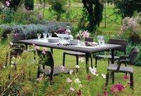 ¿Qué mesa elijo para el jardín?