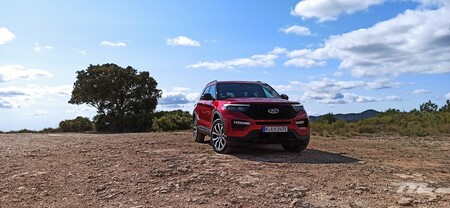 Ford Explorer 2020 Contacto 190