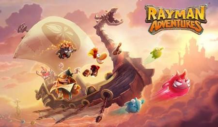 Rayman regresa con un nuevo juego para móviles