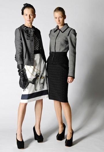 Dolce & Gabbana, colección Pre-Fall 2009