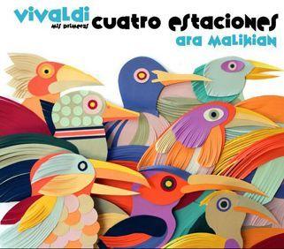"""""""Mis primeras cuatro estaciones"""": conciertos infantiles 2008"""