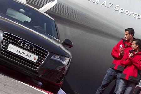 Audi A7 Barça