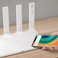 Nuevos routers Huawei AX3: los primeros WiFi 6+ del mercado prometen casi 3Gbps de velocidad