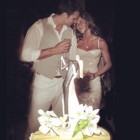 Gisele Bündchen nos muestra su secreto mejor guardado: así fue su vestido de novia