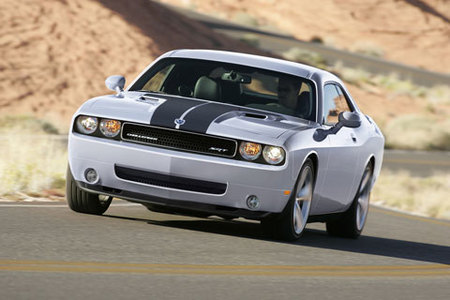 Dodge Challenger SRT8 Lo Mejor de 2008
