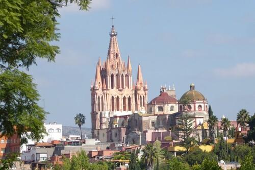 San Miguel de Allende es la Mejor ciudad pequeña del mundo, según Condé Nast Traveller