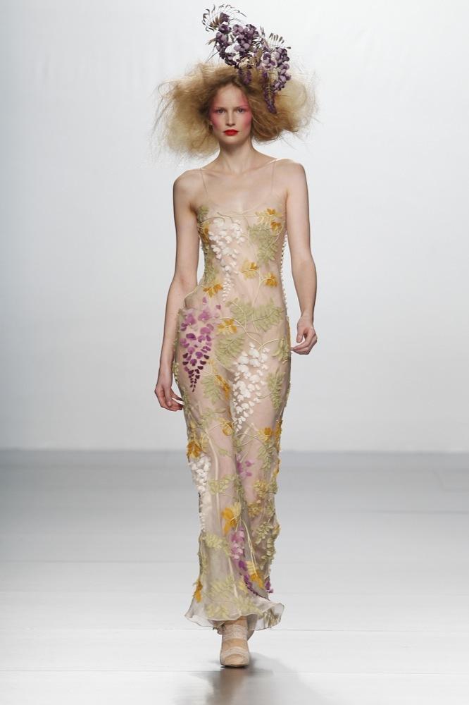 Foto de Elisa Palomino en la Cibeles Madrid Fashion Week Otoño-Invierno 2011/2012 (22/30)