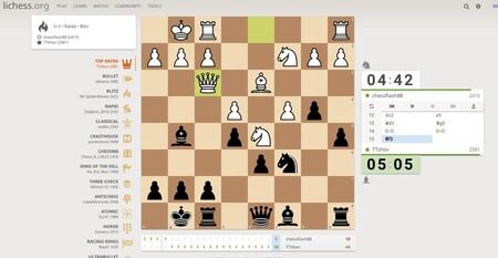 Top Rated Tv Ttshov Vs Chessflash88 O Lichess Org