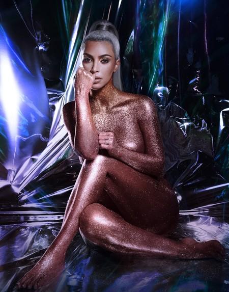 Kim Kardashian se desnuda por enésima vez y sigue enloqueciendo a todo el mundo